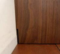 テレビボード/オッジオ巾木カット