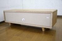 テレビボード/ソロン裏面