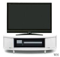 テレビボード/CIR-CLE120TVB-WH