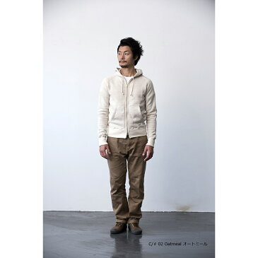 【Kepani ケパニ】【公式】《Manhattan/2 マンハッタン2》 公式販売サイトTS-8101MSジップアップパーカーフード パーカー スウェット日本製 Made in Japan《オリジナル限定色》# 05 Medium Gray #09 Carbon Gray