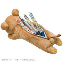 San-Xリラックマ「ぬいぐるみ雑貨/ぬいぐるみペンポーチ(全3種)」