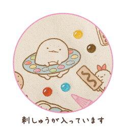 すみっコぐらし「キャラクターバッグ/ミニトートバッグ(CU12901)」