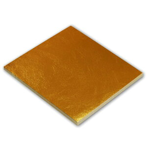 【送料無料】純金箔断切(たちきり)「純金24K/109mm角/50枚」【RCP】 02P26M…