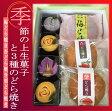 【父の日限定 送料無料】季節の上生菓子と3種のどら焼き