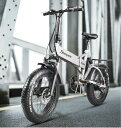 Shengmilo Mx21 ファットバイク アシスト自転車...