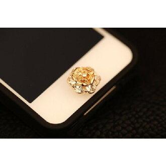 閃閃發亮的珍珠回家玫瑰銀 & 粉色 iPhone 及 ipad iPod 觸摸家居裝飾裝修裝飾爵士施華洛世奇水晶