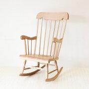 キツツキ 飛騨産業 シリーズ ウインザー ロッキングチェアー 揺り椅子 リラックス カントリー ナチュラル