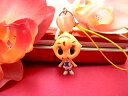 キューピーハニー恋のマスコット携帯ストラップ(如月ハニー)
