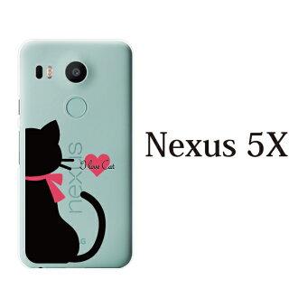 I Love Cat貓(清除)nekusasukaba Nexus 5X Ymobile情况Nexus 5X覆蓋物Nexus 5X情况清除硬體情况智慧型手機情况智慧型手機覆蓋物手機覆蓋物