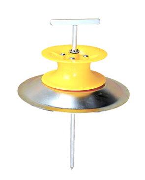 【散水作業用品-散水パーツ】ハラックス グラコロ 大型ホースガイド RH-280 <大型・重量商品>