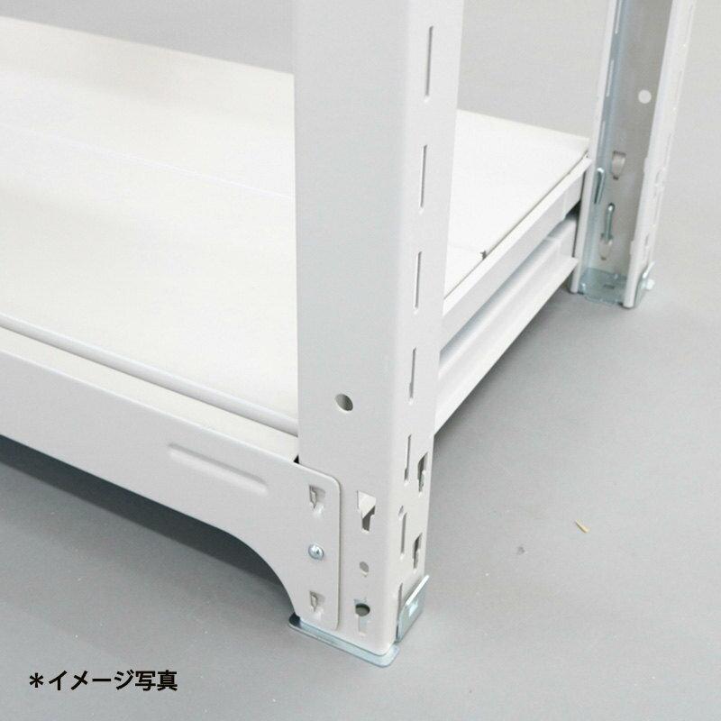 中量 スチールラック AMBL型 300Kg ボルトレスタイプ 1200H×900W×480D 4段 単体 オフィス 倉庫 店舗 整理棚 業務用 【大型・重量商品】
