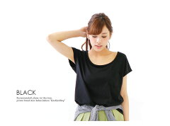 Tシャツ《全10色2サイズポケット付きゆるTシャツ》ラウンドネックゆったりTシャツカットソーレディース半袖トップスポケットシンプルベーシック白黒グレー//10//
