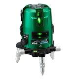 ムラテックKDS高輝度グリーンレーザー墨出器ATL-55GRSA[本体+受光器+三脚]