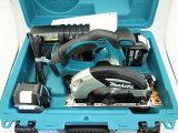 マキタ18V165mm充電式マルノコHS630DRGX(青)/HS630DRGXW(白)【6.0Ah】セット品