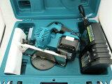 マキタ18V125mm充電式マルノコHS471DRG(青)/HS471DRGB(黒)/HS471DRGW(白)【6.0Ah】セット品