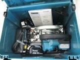 マキタ18V165mm充電式マルノコHS631DRGX(青)/HS631DRGXB(黒)【6.0Ah】セット品