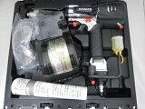[1台限定]日立90mm高圧ロール釘打機NV90HR(SGK)[銀鏡]パワー切替機構付[エア工具]
