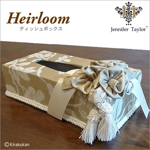 Heirloom ティッシュボックス