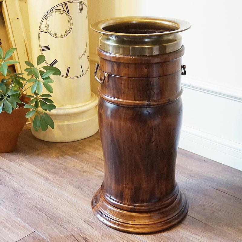 古木のアンブレラスタンド( 傘立て)