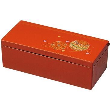 宝石箱 朱 手まり唄 オルゴール付  ジュエリーケース ジュエリーボックス 母の日 おしゃれ かわいい ギフト プレゼント 贈り物 小物入れ
