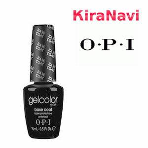 OPI GC010 ジェルカラー ベースコート 15ml