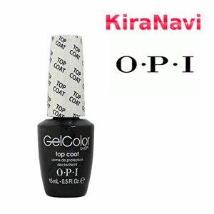 OPI GC030 ジェルカラー トップコート 15ml