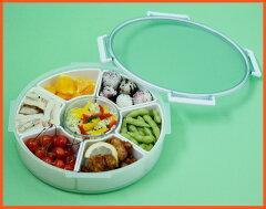 行楽のお供や、惣菜の保存に。 パーティーやおせち入れに!! シンプルで丈夫なデザインです。【...