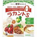 【糖類0】ラカントS 顆粒(800g) カロリーはゼロ、糖類もゼロ、100%植物由来の甘味料です。