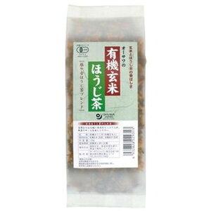 Осава органический коричневый рис Hojicha (130 г) [Осава]