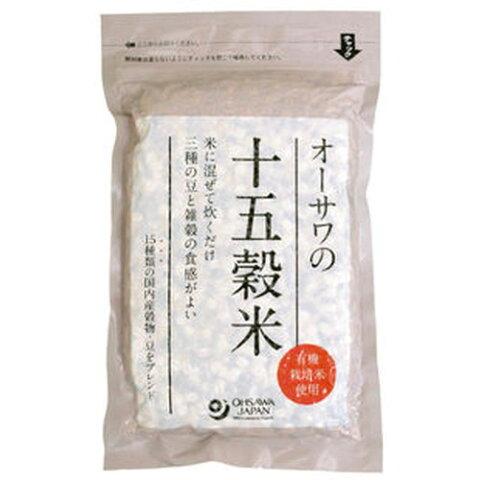 オーサワの十五穀米(国内産) (300g) 【オーサワジャパン】