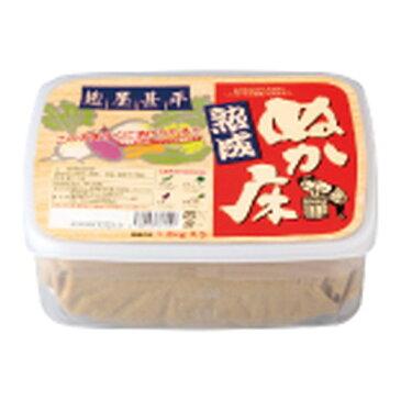 麹屋甚平熟成ぬか床(容器付) 1.2