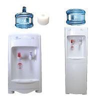 【送料・代引き手数料:無料】【2ガロンボトル・キャップ:各1個付 ウォーターサーバー】水は...