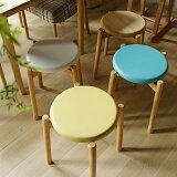 スツール Passi(パシィ) スツール イス 椅子 チェアー 踏み台 サイドテーブル いす イエロー ホワイト ナチュラル ブルー 木製 スタッキング