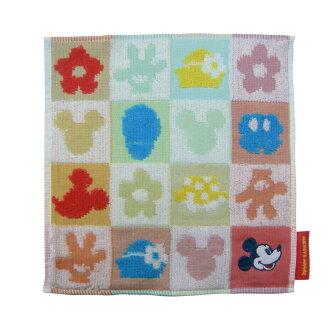 ≪≫ 小毛巾(毛巾手帕)<關閉瓷磚>[Disney,外出,餐巾]