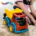 VIKINGTOYS バイキングトイズ マイティ ダンプ 156171[1歳 男の子 おもちゃ 車 はたらく車 働く車 乗り物 玩具 こども 子ども キッズ ベビー] 即納