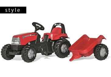 Rolly Toys ロリートイズ Caseキッズ RT012411[乗用玩具 足けり 乗り物 トラクター おもちゃ]【ポイント1倍】
