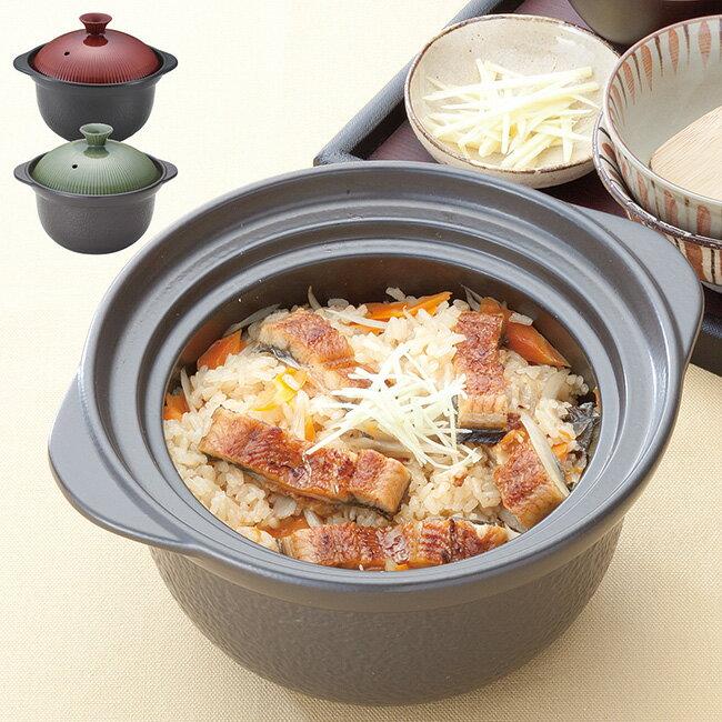 時短釜[レンジOK!1合の米を約3分で炊飯できる鍋(調理器具)