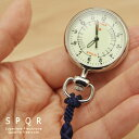 【ギフト対応無料】SPQR スポール ナースウォッチ シルバー[ナース 時計 蓄光 日本製 看護師 時計 おすすめ かわいい 見やすい]