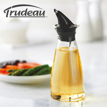 Trudeau トゥルードゥー ドリップレス オイルボトル 0010-206[オシャレなキッチンに演出!オリーブオイルが液だれしない オイル ボトル(おしゃれキッチン雑貨 容器)]【ポイント1倍】