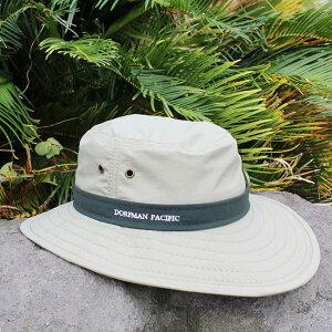 ドーフマンパシフィック カヌーハット[夏用 UVカット帽子 メンズ折りたたみ 日よけ 帽子 ハット アウトドア]