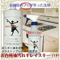 お台所油汚れキレイスキー(1000ミリリットル)