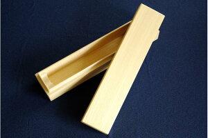 伝統の技がひかる、手作りの桐軸箱