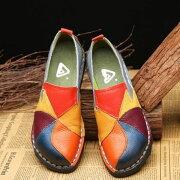 婦人靴本革ソフトソール革靴