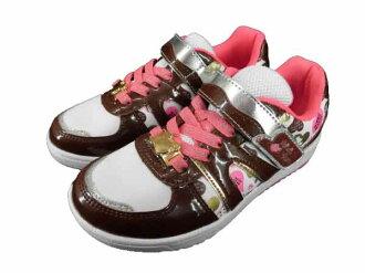 小迪士尼[Disney]☆/小孩/女人的孩子/運動鞋/迪士尼鞋/小孩鞋◇MOONSTAR◇