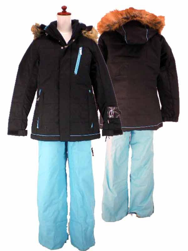 レディース/婦人 デサント☆スキーウェア/スノーウェア/ウィンタースポーツウェア/スノボーウェア