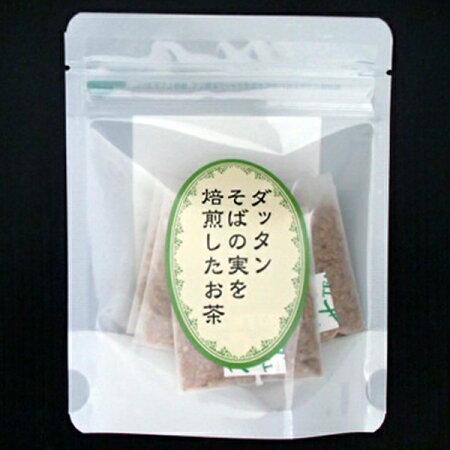 日穀製粉ダッタンそば茶ティーバッグ10袋入