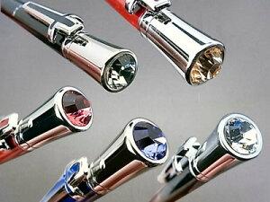 スワロフスキラインストーン入り特別バージョンのケーファーボールペン、又はシャープペン大型...