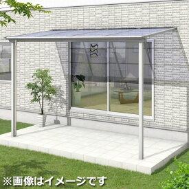 三協アルミシャルレ1階用アルミ色枠1.5間×5尺関東間標準柱ポリカ板1500タイプ