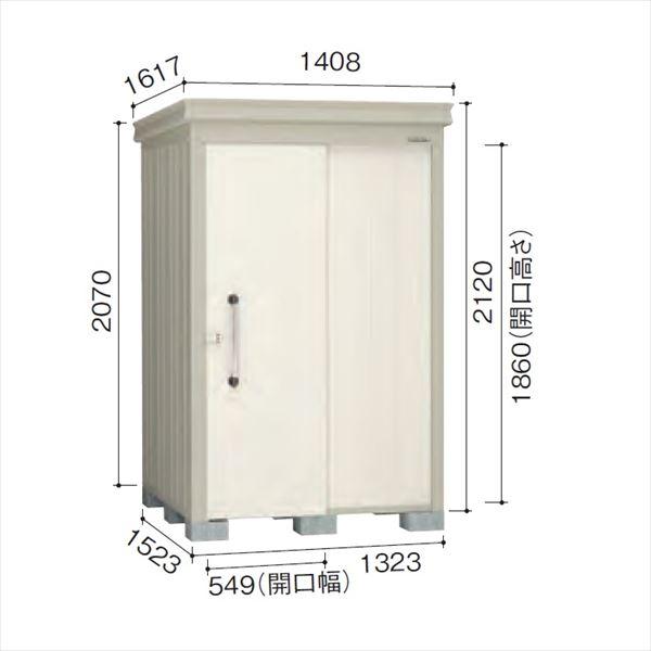 ダイケン ガーデンハウス DM-Z DM-Z1315-NW 一般型 物置 『中型・大型物置 屋外 DIY向け ...