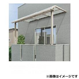 四国化成バリューテラスERタイプバルコニータイプ基本セット奥行移動桁タイプ標準高2間(3640mm)×3尺(875mm)VRB-E(B・C)3609ポリカ板(2階・3階用)